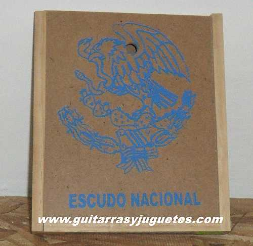 sello escudo nacional